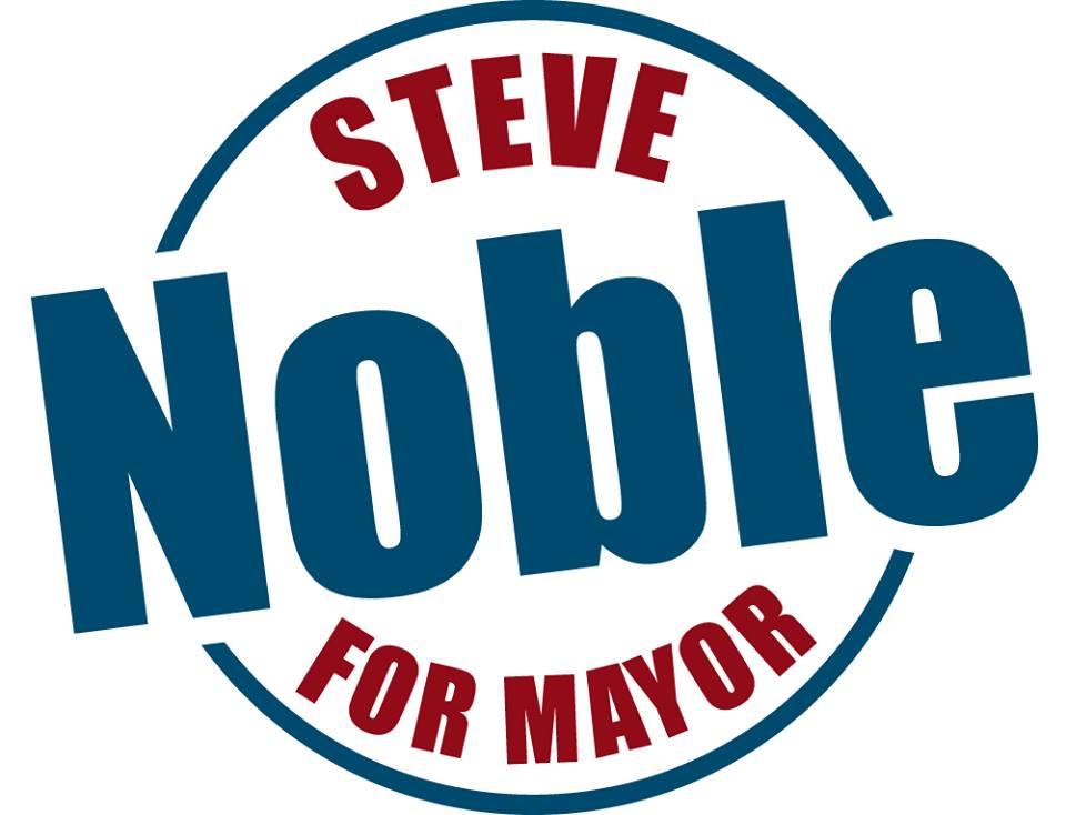 Steve Noble for Mayor